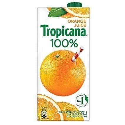 TROPICANA ORANGE - 1 Litre