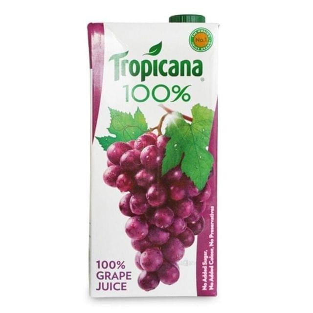 TROPICANA GRAPE - 1 Litre