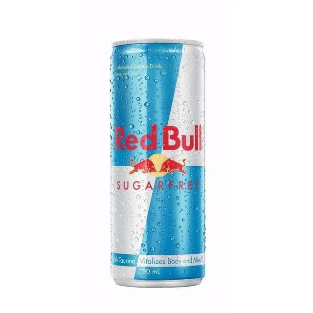 RED BULL - SUGARFREE - 250 ml