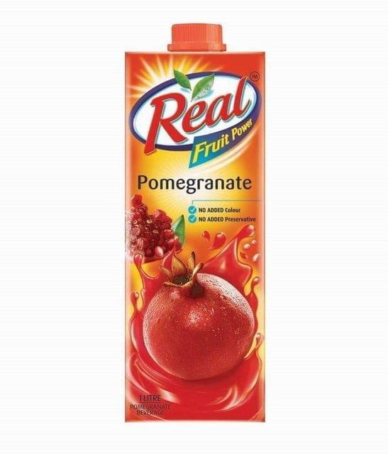 REAL - POMEGRANATE - 1 Litre