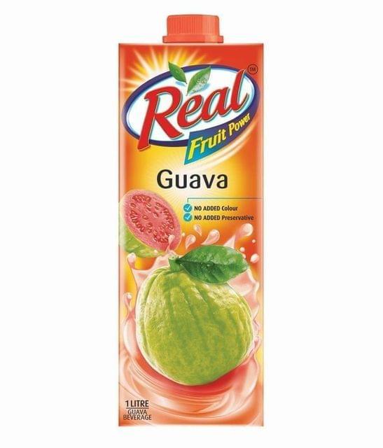 REAL - GUAVA - 1 Litre