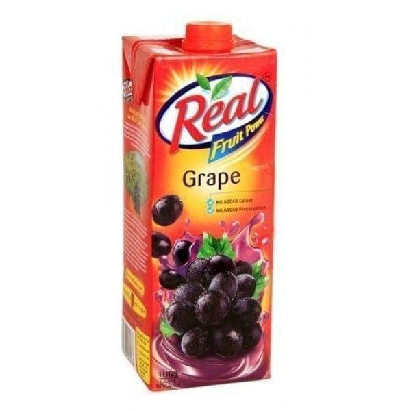 REAL - GRAPE - 1 Litre