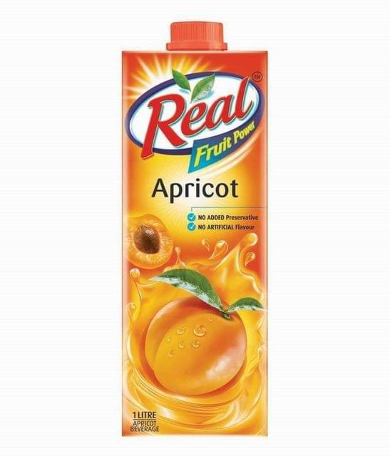 REAL - APRICOT - 1 Litre