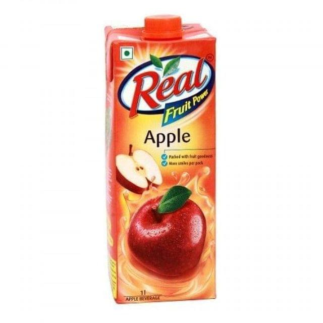 REAL - APPLE - 1 Litre
