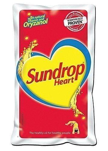 SUNDROP HEART - 1 Litre