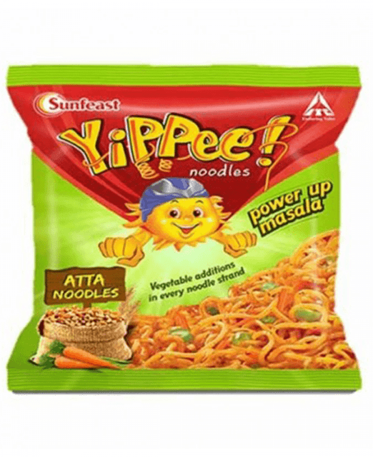 SUNFEAST YIPPEE - ATTA NOODLES - 280 Gms