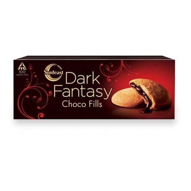 SUNFEAST DARK FANTASY CHOCOFILLS - 75 Gms