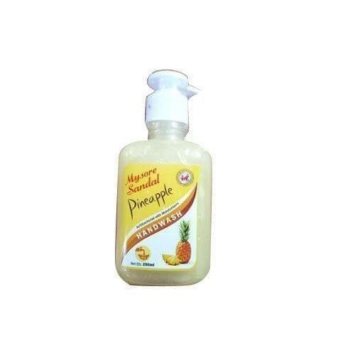 MYSORE SANDAL - PINEAPPLE HAND WASH - 250 ml