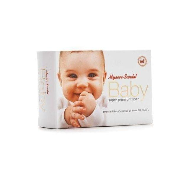 MYSORE SANDAL - BABY SOAP - 75 Gms