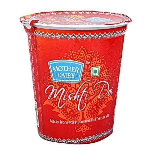 MOTHER'S DAIRY MISHTI DAI - 400 Gms