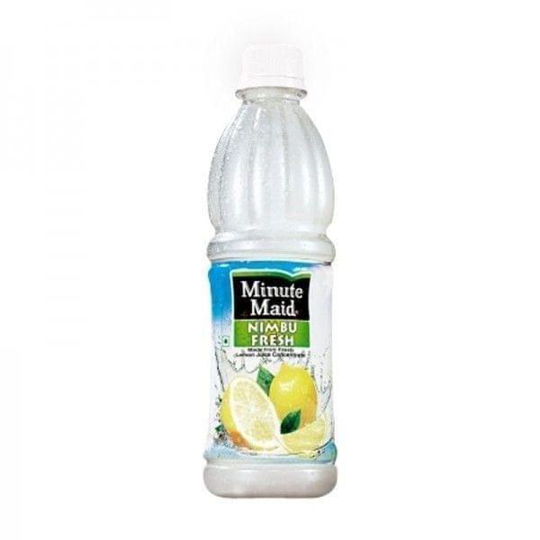 MINUTE MAID - NIMBU FRESH - 400 ml