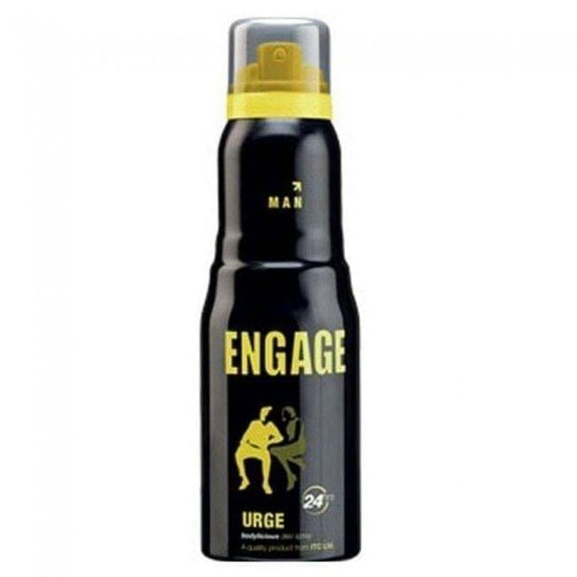 ENGAGE - MAN URGE DEODORANT SPRAY - 165 ml
