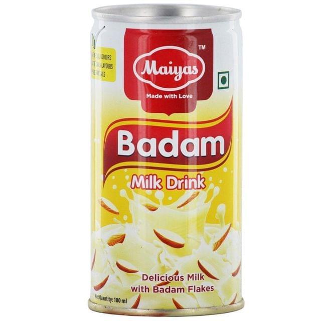 MAIYAS - BADAM DRINK - 180 ml