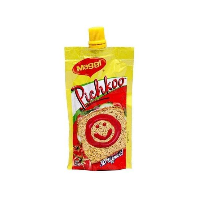 MAGGI - PICHKOO TOMATO KETCHUP - 90 Gms Pouch
