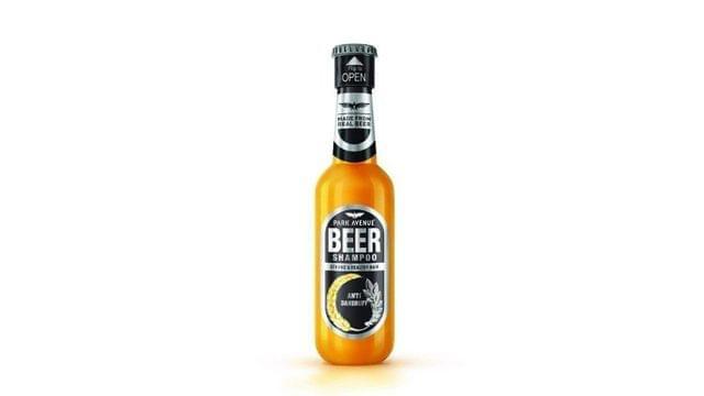 PARK AVENUE - BEER SHAMPOO ANTI-DANDRUFF - 350 ml