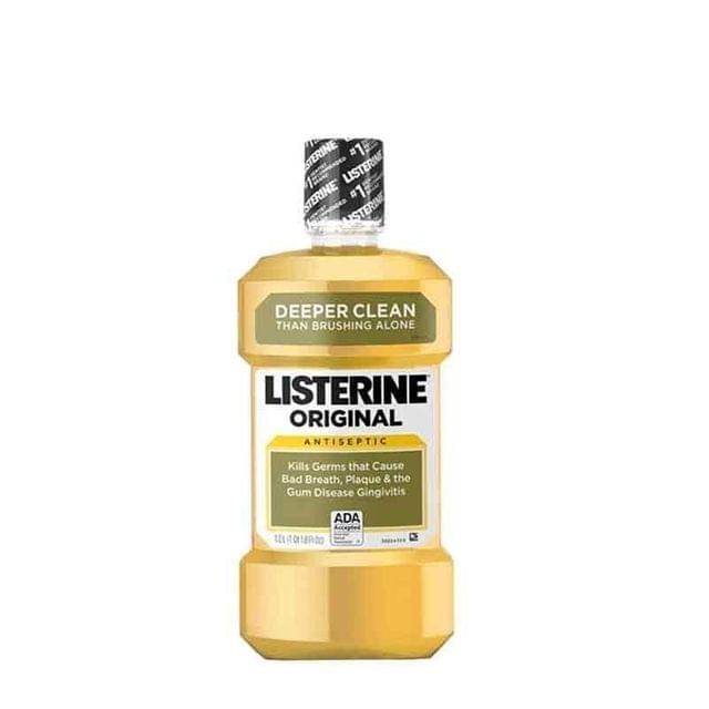 LISTERINE - ORIGINAL - MOUTH WASH - 250 ml