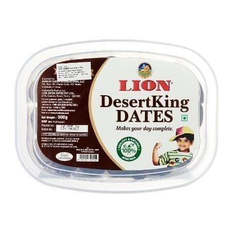 LION - DESERT KING DATES - BOX - 250 Gms
