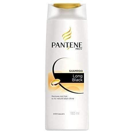 PANTENE - LONG BLACK SHAMPOO - 72 ml