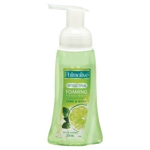 PALMOLIVE - FOAMING HAND WASH - LEMON & MINT - 250 ml