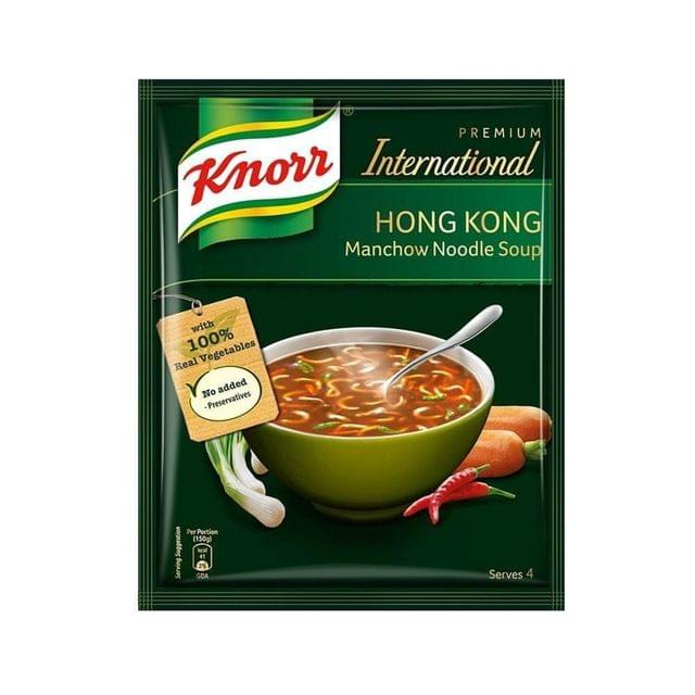 KNORR - HONGKONG MANCHOW NOODLES SOUP - 46 Gms