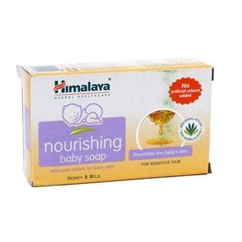 HIMALAYA - NOURISHING BABY SOAP BAR - 125 Gms