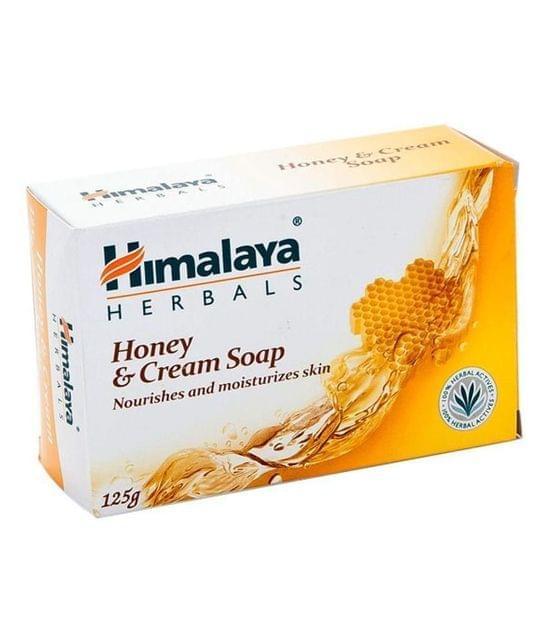 HIMALAYA - HONEY & CREAM SOAP BAR - 125 Gms