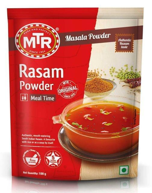 MTR RASAM POWDER - 100 Gms