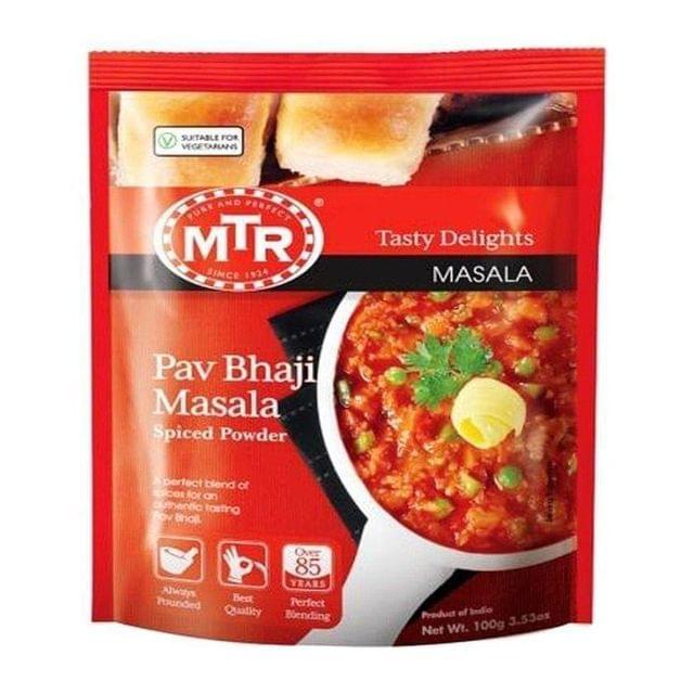MTR PAV BAJI MASALA - 100 Gms