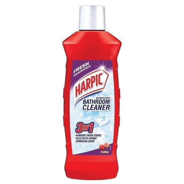 HARPIC  - FLORAL - BATHROOM CLEANER