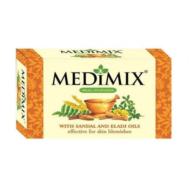 MEDIMIX - SANDAL SOAP BAR - 75 Gms