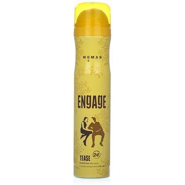 ENGAGE - WOMEN TEASE DEODORANT SPRAY - 165 ml