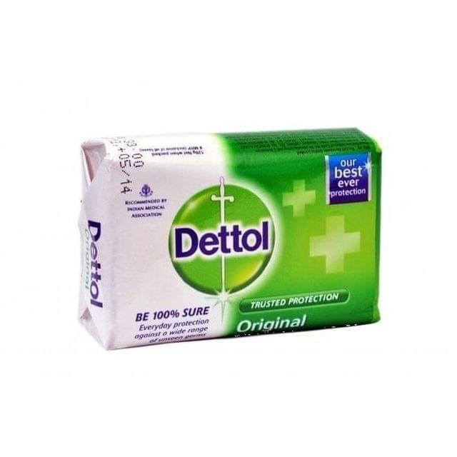 DETTOL - ORIGINAL -  SOAP BAR - 125 Gms