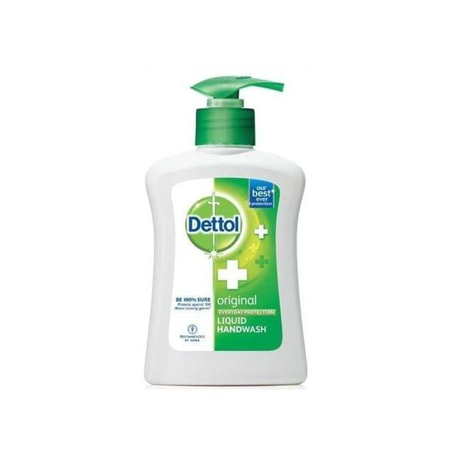 DETTOL - ORIGINAL - LIQUID HAND WASH - 125 ml
