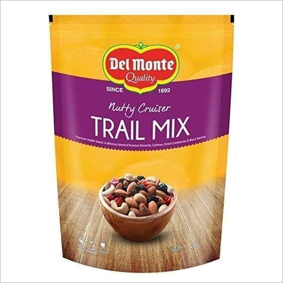 DEL MONTE - NUTTY CRUISER MIX - 250 Gms