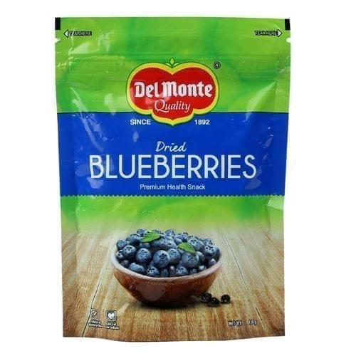 DEL MONTE - BLUE BERRIES - 130 Gms