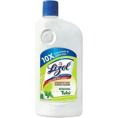 LIZOL - DISINFECTANT SURFACE CLEANER - TULSI  - 500 ml