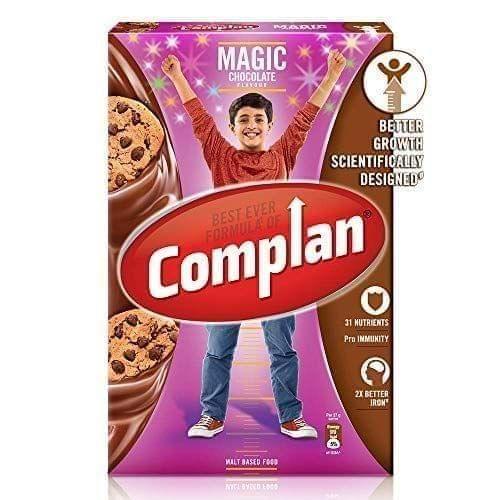 COMPLAN CHOCOLATE MAGIC - 500 Gms CARTON