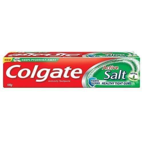 COLGATE - ACTIVE SALT NEEM TOOTHPASTE - 200 Gms