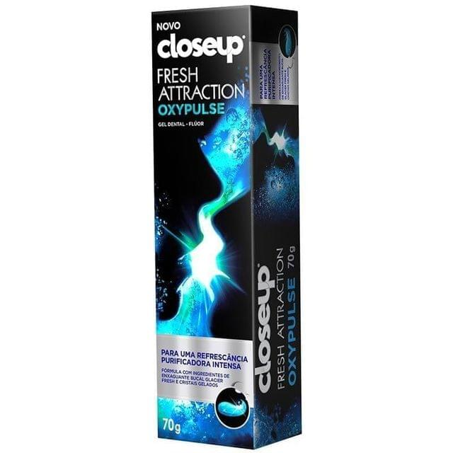 CLOSE UP - FRESH ATTRACTION OXYPULSE TOOTHPASTE - 100 Gms