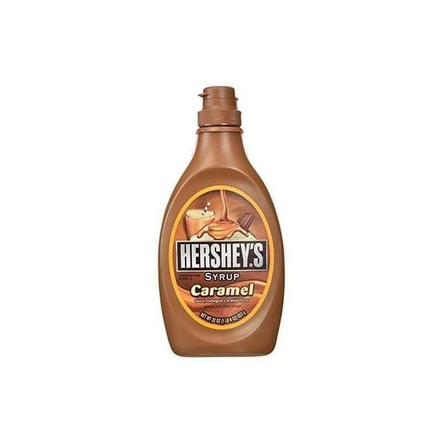 HERSHEY'S - CARAMEL FLAVOUR SYRUP - 623 Gms