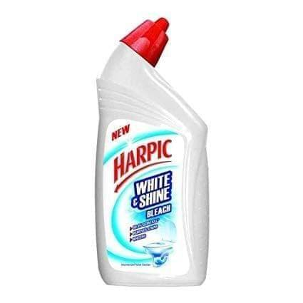 HARPIC - WHITE AND SHINE BATHROOM CLEANER  - 500 ml