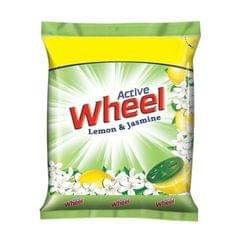 ACTIVE WHEEL 2 in 1 POWDER - LEMON & JASMINE