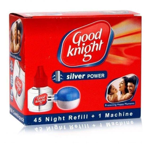 GOOD NIGHT - SILVER POWER - 45 ml