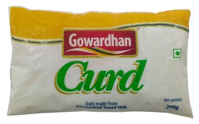 GOWARDHAN - STAR DAHI - 200 Gms Pouch