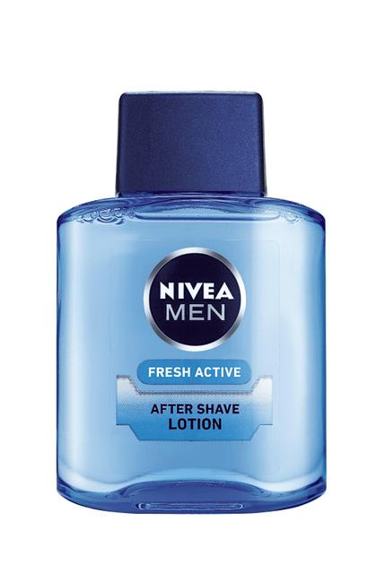 NIVEA MEN - FRESH ACTIVE - AFTER SHAVE BALM - 100 ml