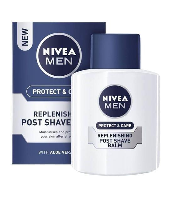 NIVEA MEN - PROTECT & CARE - AFTER SHAVE BALM - 100 ml