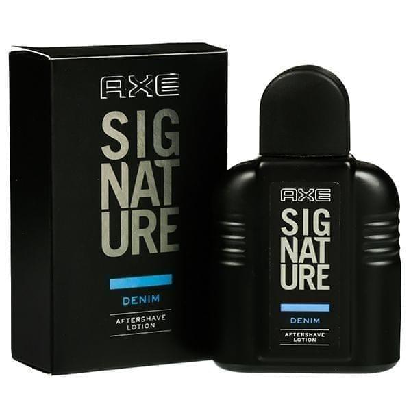 AXE - SIGNATURE AFTER SHAVE LOTION - DENIM - 50 ml