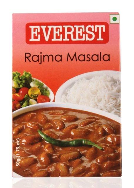 EVEREST - RAJMA MASALA - 50 Gms
