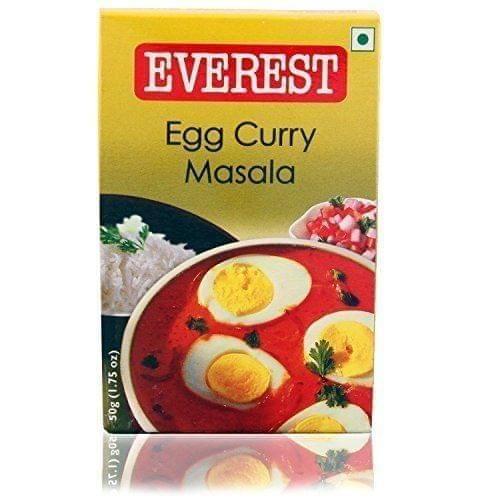 EVEREST - EGG CURRY MASALA - 50 Gms