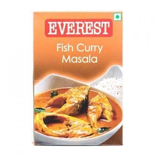 EVEREST - FISH CURRY MASALA - 50 Gms